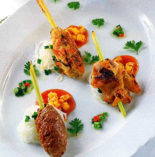 Súp bong bóng cá nấu cua nóng hổi - 2