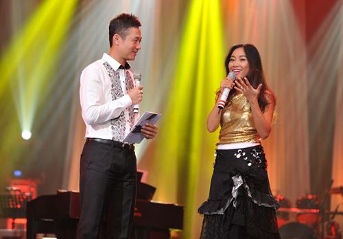 """Đoan Trang """"đổi gió"""" cho Bài hát Việt - 10"""