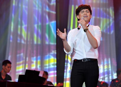 """Đoan Trang """"đổi gió"""" cho Bài hát Việt - 17"""