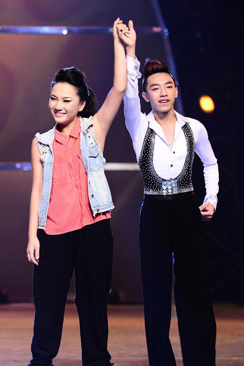 Bước nhảy tìm ra top 4 tài năng - 5