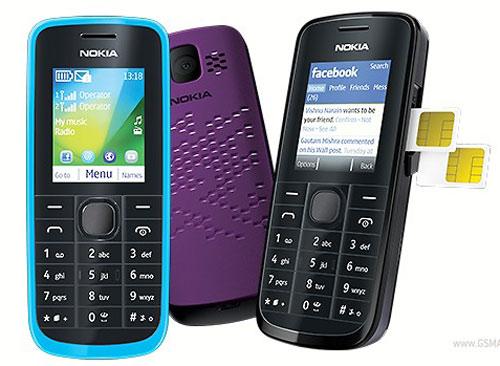 Lộ diện Nokia 114 hai SIM giá rẻ - 1