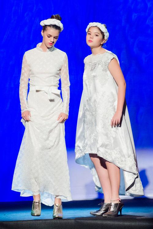 Lãng mạn như thiết kế của Hà Linh Thư - 15