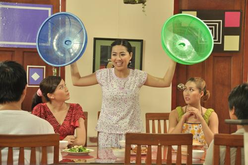 Phi Thanh Vân vào vai hám của - 2