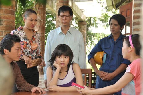 Phi Thanh Vân vào vai hám của - 1