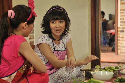 Phi Thanh Vân vào vai hám của - 9