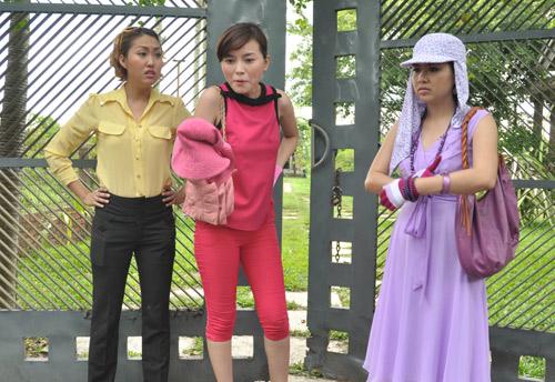 Phi Thanh Vân vào vai hám của - 8