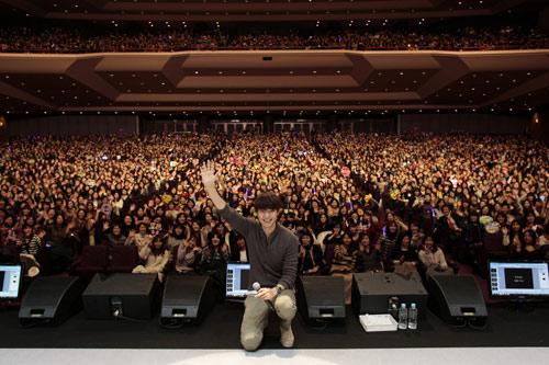 Lee Min Ho làm nức lòng fan Nhật - 3