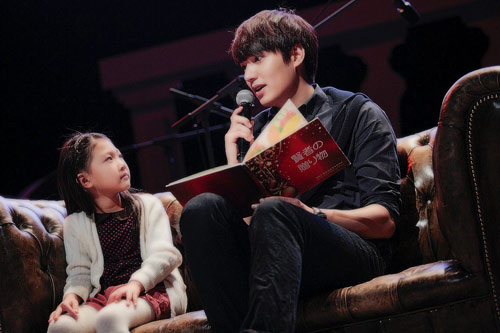 Lee Min Ho làm nức lòng fan Nhật - 5