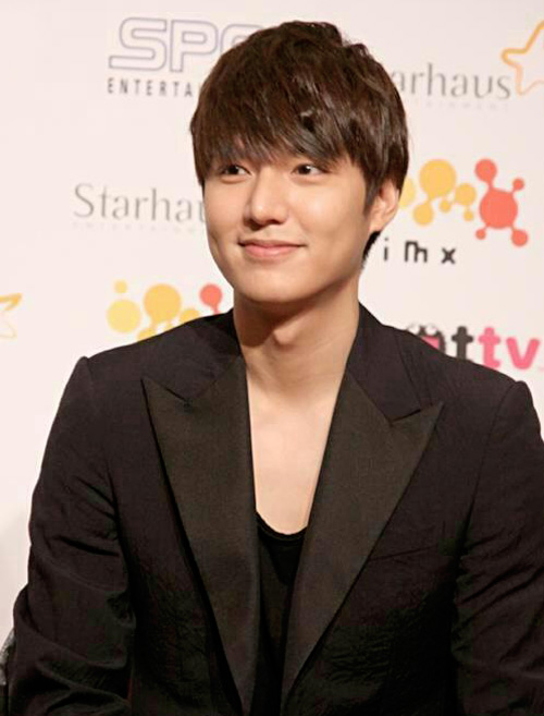 Lee Min Ho làm nức lòng fan Nhật - 9