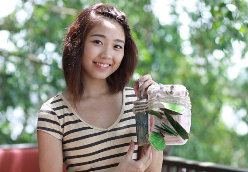 Sản phẩm handmade ấn tượng của Miss Teen - 5
