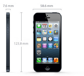 Hãng điện thoại Đài Loan giới thiệu VIPPhone iP5 - 2