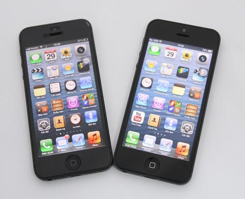 Hãng điện thoại Đài Loan giới thiệu VIPPhone iP5 - 3