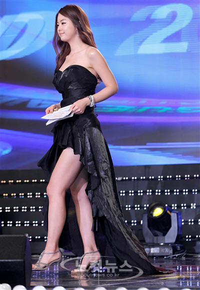 Đi xem cuộc thi Hoa hậu vòng 3 săn chắc - 8