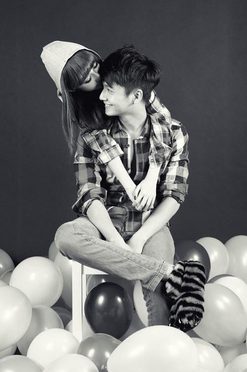 Kiến Huy, Tú Quỳnh công khai tình yêu - 2