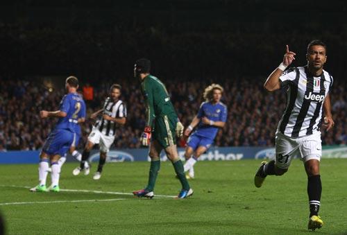 Lượt cuối cúp C1: Ngày phán xét Chelsea - 1
