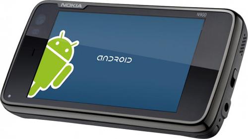 Nokia chạy Android chỉ là tin đồn - 1