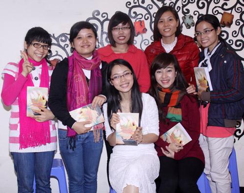 Lâm Phương Lam ra sách đầu tay - 4