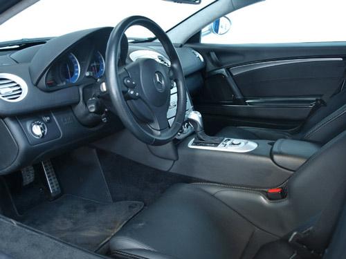 """Mercedes-Benz SLR McLaren màu """"rằn ri"""" - 12"""