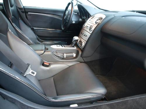 """Mercedes-Benz SLR McLaren màu """"rằn ri"""" - 5"""