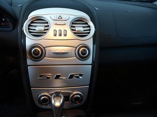 """Mercedes-Benz SLR McLaren màu """"rằn ri"""" - 9"""