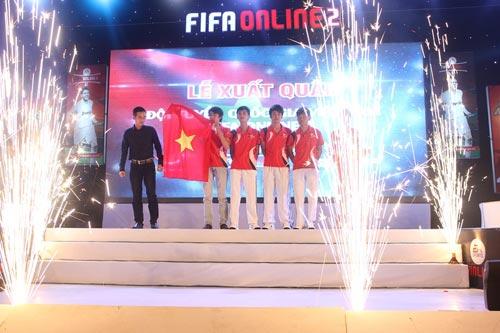 ĐT FIFA Online 2 xuất quân tới Malaysia - 3
