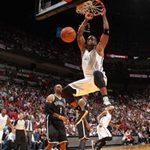 Thể thao - NBA: Miami thắng trận thứ 6 liên tiếp