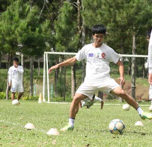 HA.GL-Arsenal JMG: Gieo mầm hy vọng (Bài 2) - 2