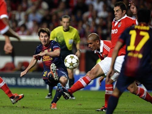 Messi vượt Muller: Thời khắc đã đến - 2