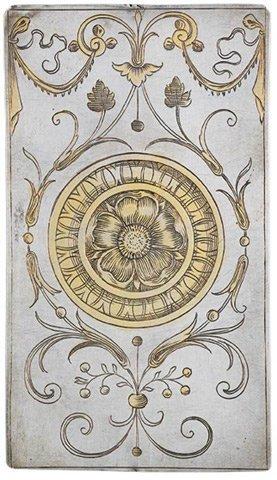 Bộ bài 400 tuổi bằng vàng - 2