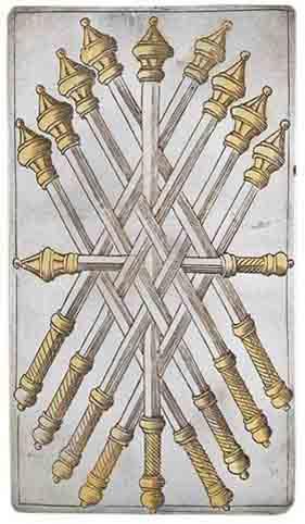 Bộ bài 400 tuổi bằng vàng - 3
