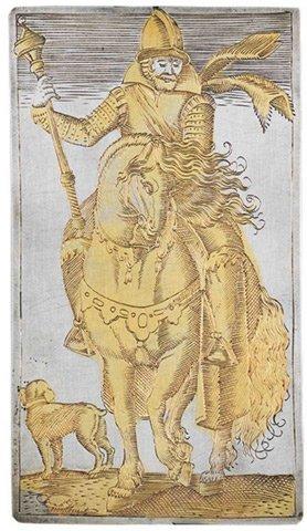 Bộ bài 400 tuổi bằng vàng - 5