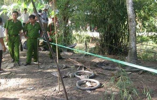 Vụ nổ làm 4 trẻ em thiệt mạng: Xót xa - 3