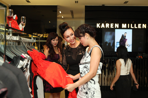 Karen Millen kỷ niệm 1 năm có mặt tại VN - 6