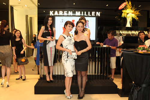 Karen Millen kỷ niệm 1 năm có mặt tại VN - 10