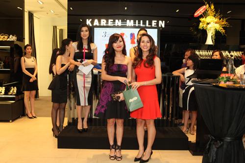 Karen Millen kỷ niệm 1 năm có mặt tại VN - 9