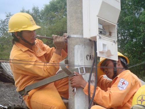 Giá điện 2013: Cõng khoản lỗ hàng chục ngàn tỷ - 1