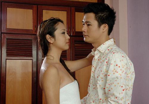 Tiết lộ cảnh Jennifer hôn Quang Dũng - 6