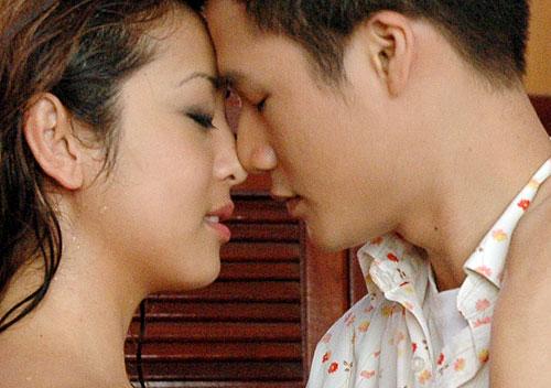 Tiết lộ cảnh Jennifer hôn Quang Dũng - 8