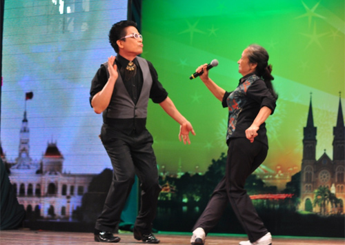 Bật mí về cụ bà nhảy Gangnam Style - 3