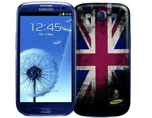 Galaxy S3 hạ đo ván iPhone 5 tại Anh - 2