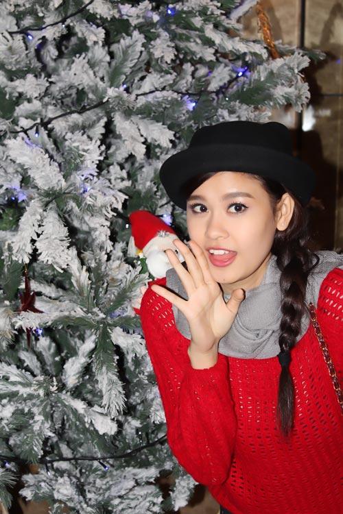 Quang Hà tình tứ bên Trương Quỳnh Anh - 11