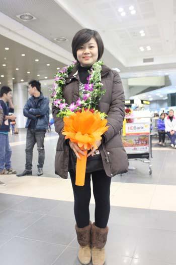 ĐT eSports VN được chào đón tại sân bay - 8