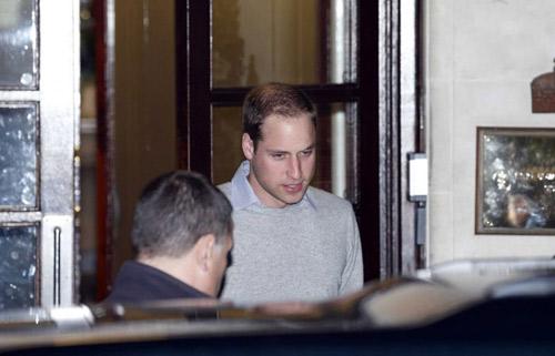 Vợ hoàng tử William mang thai con đầu lòng - 2