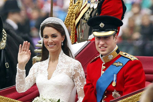 Vợ hoàng tử William mang thai con đầu lòng - 3