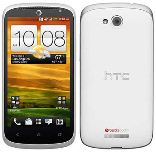 HTC One VX, smartphone tầm trung ra mắt - 1