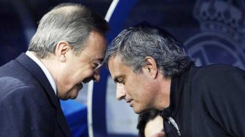 Real: Ai thay Mourinho? - 1