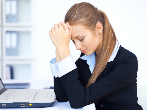 6 lỗi sức khỏe dân công sở thường gặp - 2