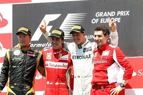 Nhìn lại F1 2012 (P1): Mở đầu biến động - 2