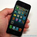 Thời trang Hi-tech - iPhone 5 phát hành tại Việt Nam ngày 21/12
