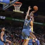 Thể thao - NBA: 10 cú úp rổ đẹp nhất tháng 11
